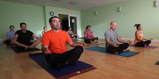 Free Satsang (Meditation, Chanting, Short Talk)