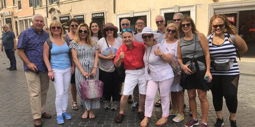 Survival Italian Class for Travelers - (topics vary monthly)