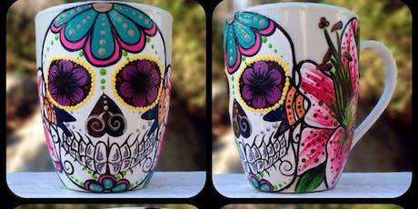 Adult: Hand Paint A Mug tickets