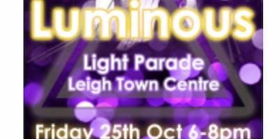 """Luminous"" lantern parade"