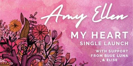 Amy Ellen - Live @The Underground/Single Launch tickets