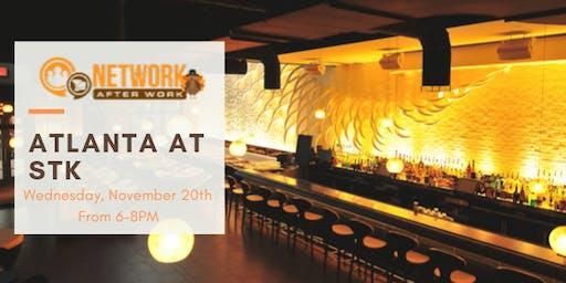 Network After Work Atlanta at STK