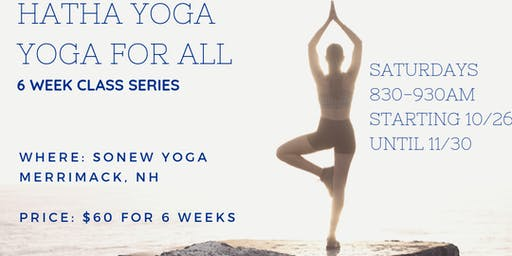 Hatha Yoga-Yoga for All