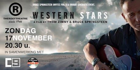 WesternStars@TheRoxyTheatre billets