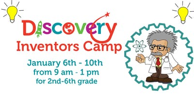 Discovery Inventors Camp