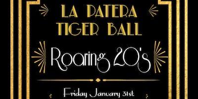 La Patera Tiger Ball - Roaring 20's