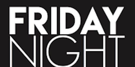 Friday Night live at Shrine tickets