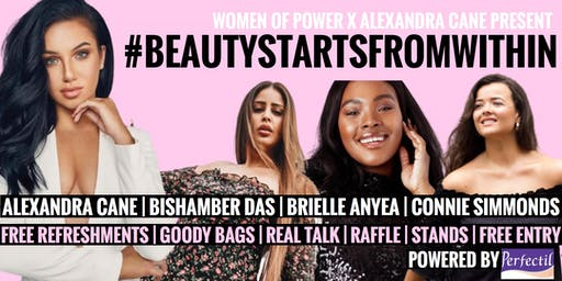 #BeautyStartsFromWithin  - Discussing Self Love, Body Image  & Wellness