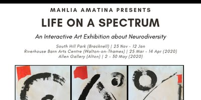'Life on a Spectrum' Art Exhibition