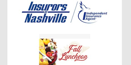 Insurors of Nashville Fall Luncheon and Food Drive tickets