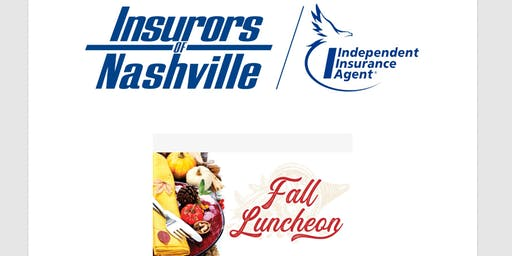 Insurors of Nashville Fall Luncheon and Food Drive