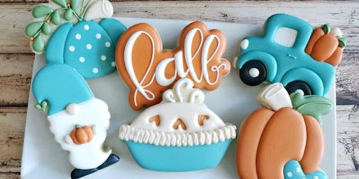 Fall Beginner Cookie Class