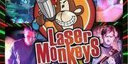 Laser Monkeys at Helmshore Mills Textile Museum