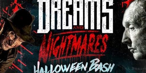 Dj Songui's 3rd Annual Dreams & Nightmares Halloween Bash