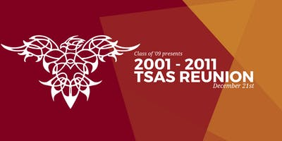 '01- '11 TSAS Reunion