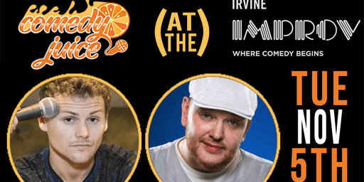 Free Comedy @ The Irvine Improv Tuesday 11/5!