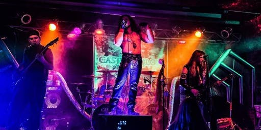 Iron Horse Social Club Presents: Caster Volor Two Day Bash!