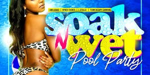 MIAMI NICE 2020 SOAK-N-WET POOL PARTY MIAMI CARNIVAL...