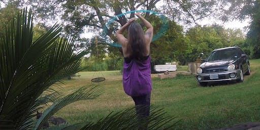 Hula Hoop Dance Waist Hooping Workshop - Fundamentals to get you started