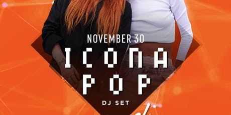 Icona Pop at Temple Discounted Guestlist - 11/30/2019 tickets