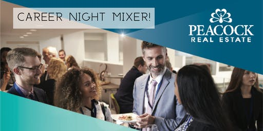 Peacock Real Estate Career Night Mixer