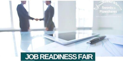 Job Readiness Fair for Veterans