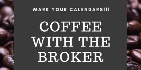 Coffee with the Broker tickets