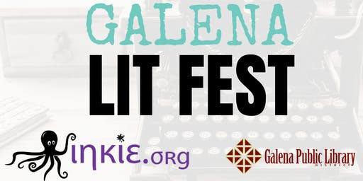 Galena LitFest: Self-Publish with Inkie.org!
