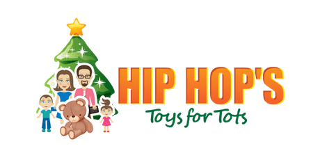 Hip Hops Toys for Tots 2019 w/ JUNK tickets