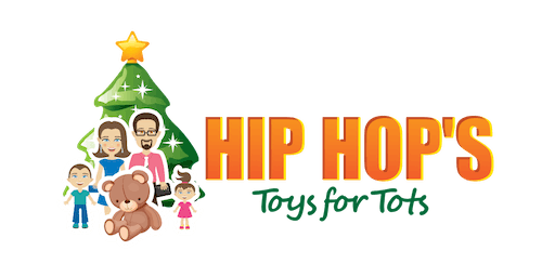 Hip Hops Toys for Tots 2019 w/ JUNK
