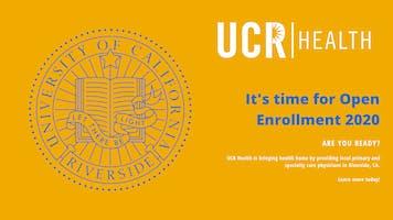 UCR Benefits Fair
