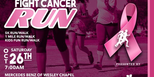 2nd Annual Fight Cancer Run