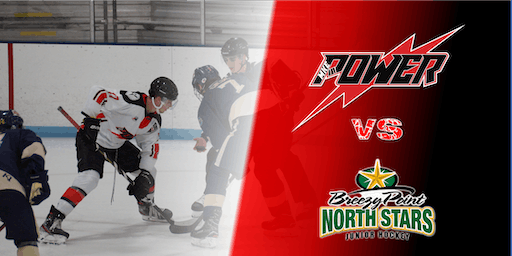 Game 21: Power Vs Breezy Point North Stars