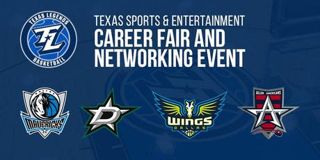 Texas Sports and Ent. Career Fair and Networking Event with Texas Legends tickets