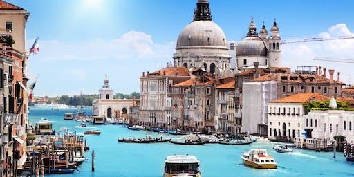 Lights, Camera, Italy! – Italy in Film Presentation