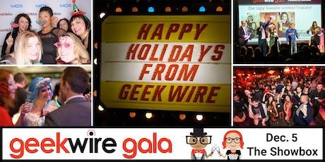 GeekWire Gala 2019 tickets