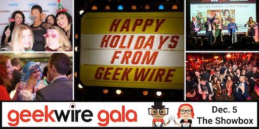 GeekWire Gala 2019