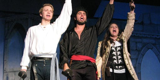 Denison Department of Music presents 'Pirates of Penzance'