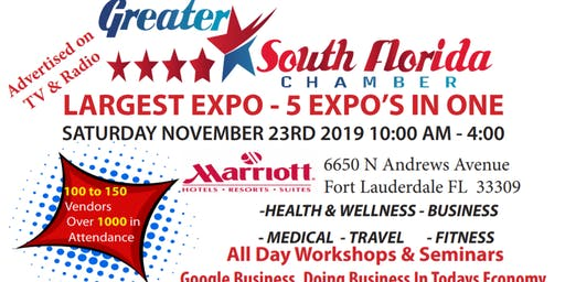 Greater South Florida Chamber of Commerce Business Expo