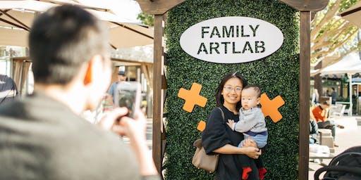 Family ArtLAB: Air Dry Clay Play