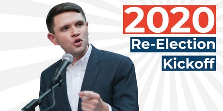 Rep. Talarico 2020 Re-Election Kickoff tickets