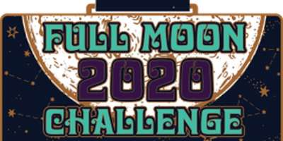 2020 Full Moon Running and Walking Challenge -Des Moines