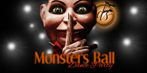 Annual Monsters Ball Halloween  Dance Party
