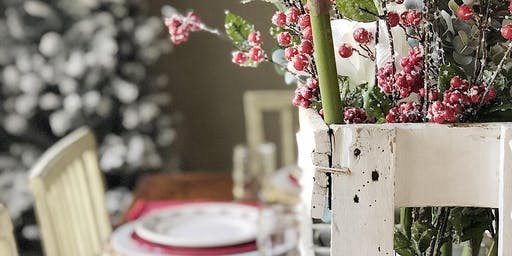 Holiday Home Tour and Dinner