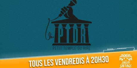 Le Petit Temple Du Rire : 1H de spectacle = 5 humoristes de talent !  billets