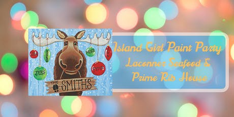 Island Girl at La Conner Seafood and Prime Rib House tickets