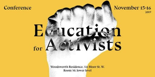 Socialist Action Presents Education for Activists