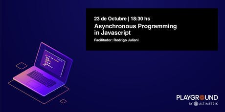 Asynchronous Programming in Javascript entradas