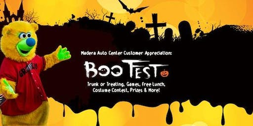Customer Appreciation Event: BOO FEST