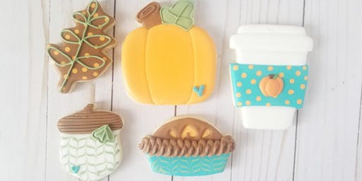 Nov. Beginner Cookie Decorating Class